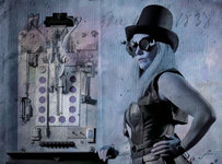 the steampunk series #14