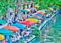 luncheon on the riverwalk