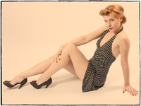 pin-up girl series #9
