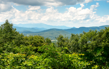 in the blue ridge mountains #2
