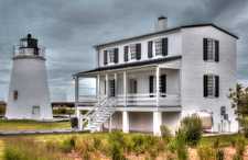 plum point lighthouse and keeper's home (award winner)