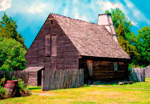1700s home