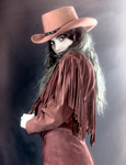 the cowgirl series - the shy look