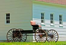 the carriage house (photograph/digital art)